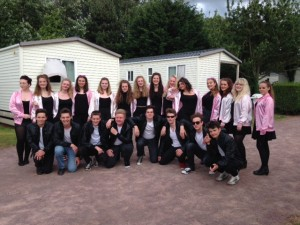 Normandy 2015, Grease Night